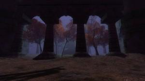 Ruins at Trollshaws