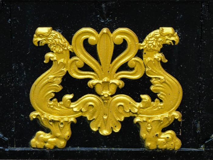 Yellow emblem