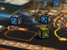 The Witcher Adventure Game Dice