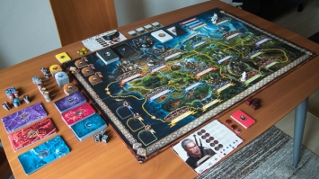 The Witcher Adventure Game Setup