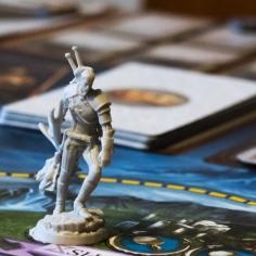The Witcher Adventure Game Geralt Figure
