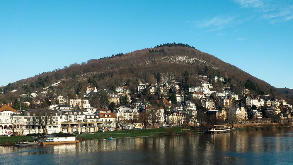 Michaelsberg , Heidelberg