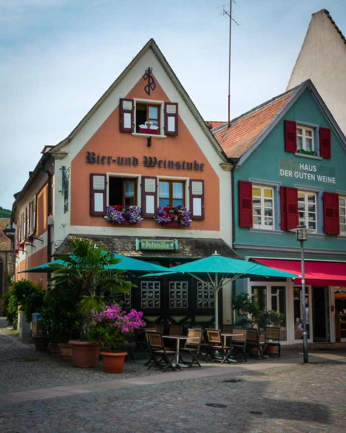 Wine taverns in Bad Dürkheim