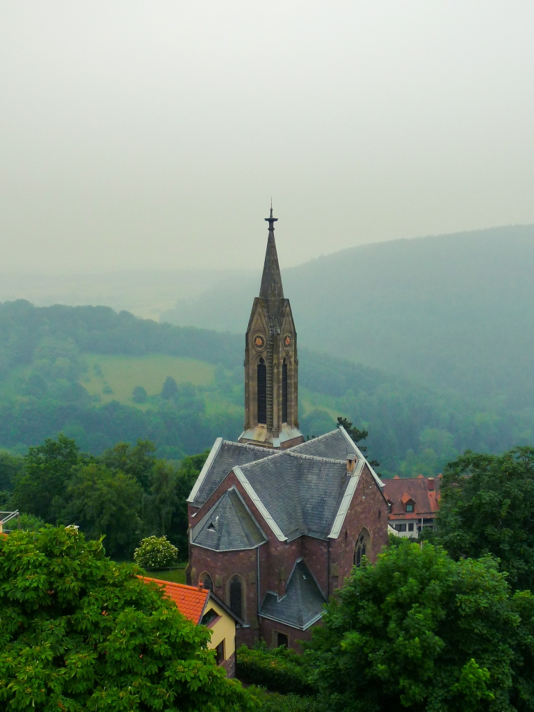 church_dilsberg_germany