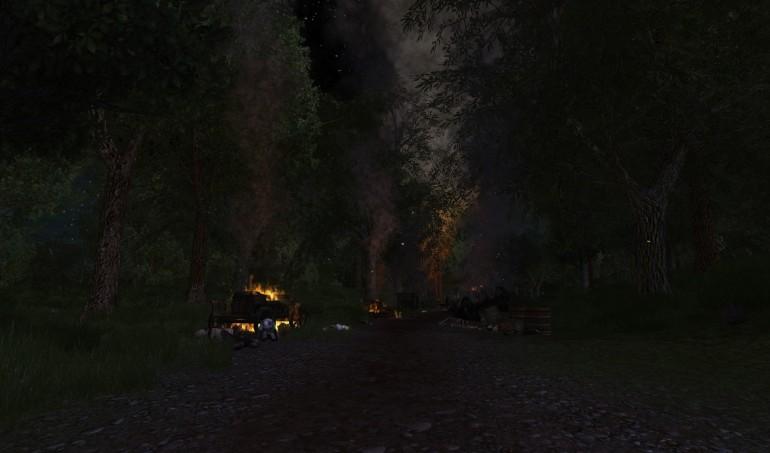 Massacre on the road to Aldburg