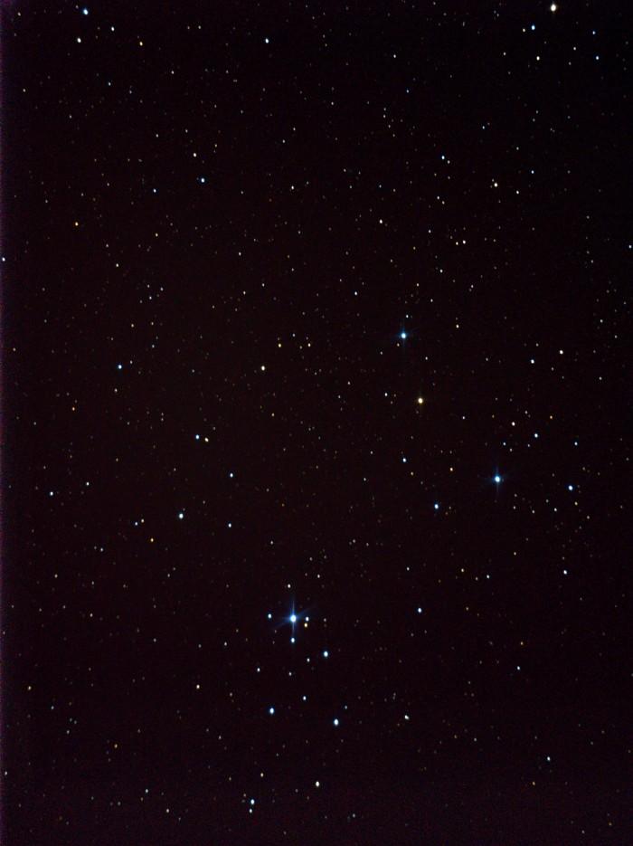 Open Cluster NGC 2232
